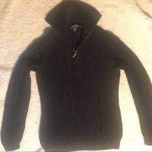 Lauren Ralph Lauren Quarter Zip Sweater